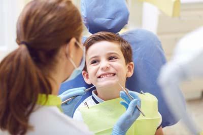fairfield childrens dentist